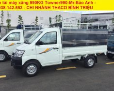 Bán xe tải máy xăng Towner990 tải trọng 990Kg, giá tốt, có xe giao ngay giá 216 triệu tại Tp.HCM