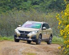 Bán Peugeot 3008 All New vàng ánh kim giá 1 tỷ 198 tr tại Hà Nội