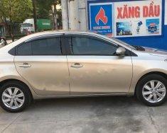 Cần bán Toyota Vios E sản xuất năm 2017, xe đẹp không lỗi nhỏ giá 540 triệu tại Hải Phòng