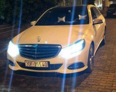 Bán Mercedes E200 2.0 AT năm 2015, màu trắng số tự động giá 1 tỷ 315 tr tại Hà Nội