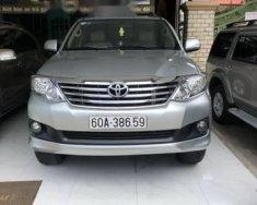 Cần bán gấp Toyota Fortuner 2.5G đời 2012, màu bạc số sàn, giá 755tr giá 755 triệu tại Tp.HCM