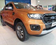 Bán xe Ford Ranger 2.0 Bi-Turbo 4x4, 2018, màu cam, nhập khẩu, xe đẹp giá tốt giao ngay giá 918 triệu tại Hà Nội