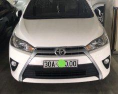 Chính chủ bán Toyota Yaris 1.3G AT sản xuất 2015, màu trắng giá 560 triệu tại Hà Nội