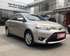 Cần bán Toyota Vios năm sản xuất 2017, màu nâu giá cạnh tranh giá 520 triệu tại Hà Nội