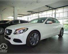 Cần bán Mercedes C200 năm 2018, màu trắng, xe nhập giá 1 tỷ 489 tr tại Tp.HCM