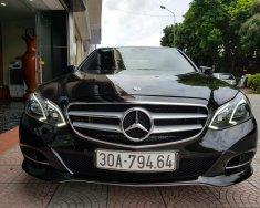 Bán Mercedes E200 Edition SX 2015, chạy 13.000km màu đen giá 1 tỷ 490 tr tại Hà Nội