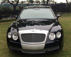 Bán xe Bentley Continental Flying Spur 6.0 V8 đời 2007, màu đen, xe nhập giá 3 tỷ 265 tr tại Hà Nội