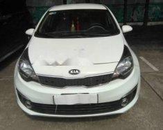 Cần bán lại xe Kia Rio 2017, màu trắng, giá chỉ 435 triệu giá 435 triệu tại Tp.HCM