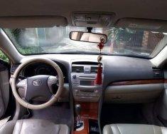 Cần bán xe Toyota Camry 2.4G 2007, màu đen, giá 540tr giá 540 triệu tại Thái Nguyên