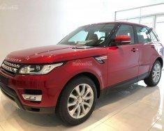Bán LandRover Range Rover Sport HSE, màu đỏ, chính hãng, xe nhập giá tốt 0938302233 giá 5 tỷ 199 tr tại Tp.HCM