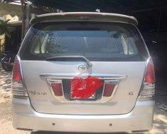 Bán Toyota Innova G 2009, màu bạc như mới giá 349 triệu tại Đà Nẵng