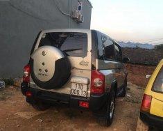 Bán Ssangyong Korando đời 2003, màu bạc, xe đẹp từ trong ra ngoài giá 140 triệu tại Cao Bằng