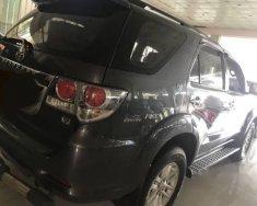 Bán xe Toyota Fortuner đời 2012, màu xám, 650 triệu giá 650 triệu tại Đồng Nai