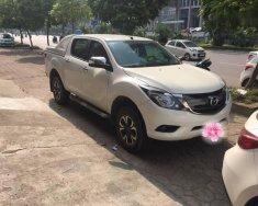 Cần bán lại xe Mazda BT 50 2.2 năm sản xuất 2016, màu trắng giá cạnh tranh giá 595 triệu tại Hà Nội