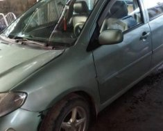 Bán Toyota Vios MT 2003, màu xanh, xe đang hoạt động tốt giá 136 triệu tại Bắc Giang