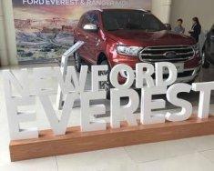Cần bán Ford Everest sản xuất năm 2018, màu đỏ, giá tốt  giá 1 tỷ 112 tr tại Tp.HCM