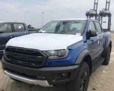 Cần bán Ford Ranger Raptor 2.0L BiTurbo 4x4 AT đời 2018, màu xanh lam giá 1 tỷ 200 tr tại BR-Vũng Tàu