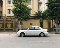 Bán Ford Laser 2003 1.8 số sàn, nguyên zin, màu trắng giá 165 triệu tại Hà Nội