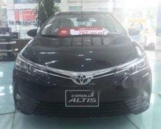 Toyota Thanh Xuân bán xe Toyota Corolla altis 1.8E CVT 2018, màu đen giá 707 triệu tại Hà Nội