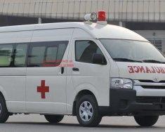 Bán xe ô tô cứu thương Toyota Hiace 2.7L, máy xăng giá 1 tỷ 350 tr tại Hà Nội