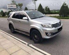 Cần bán lại xe Toyota Fortuner đời 2015, màu bạc, giá chỉ 800 triệu giá 800 triệu tại Tây Ninh