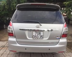 Cần bán Toyota Innova 2013, màu bạc, giá 565tr giá 565 triệu tại Bình Dương