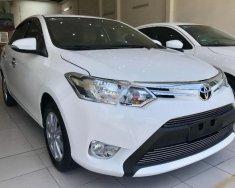 Bán Toyota Vios 1.5 E sản xuất 11/2017, số sàn, một chủ mua mới chính hãng giá 515 triệu tại Khánh Hòa