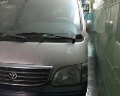 Cần bán gấp Toyota Hiace MT đời 2002, còn rất mới giá 95 triệu tại Tp.HCM