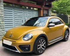 Cần bán Volkswagen Beetle Dune năm 2018, màu vàng, nhập khẩu, biển VIP giá 1 tỷ 450 tr tại Hà Nội