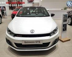 Bán Volkswagen Scirocco GTS trắng - xe thể thao giá tốt, đủ màu giao xe ngay, hotline 090.898.8862 giá 1 tỷ 429 tr tại Tp.HCM