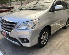 Đại lý Toyota Đông Sài Gòn bán ô tô Toyota Innova G 2016, màu bạc giá 665 triệu tại Tp.HCM