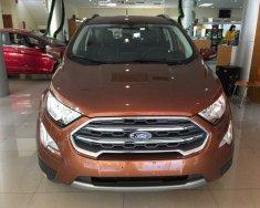 Cần bán Ford EcoSport Trend, Titanium đời 2018, màu nâu, giá chỉ 570 triệu giá 569 triệu tại Hà Nội