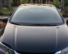 Bán Honda City AT năm sản xuất 2015, màu đen  giá 550 triệu tại Thái Nguyên