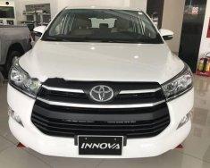 Bán xe Toyota Innova 2.0G năm sản xuất 2018, màu trắng giá 743 triệu tại Tp.HCM