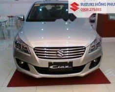 Cần bán Suzuki Ciaz sản xuất năm 2018, màu bạc, xe nhập nguyên chiếc từ Thái Lan giá 499 triệu tại Tp.HCM