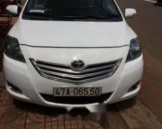 Bán Toyota Vios E sản xuất năm 2013, màu trắng giá 385 triệu tại Đắk Lắk