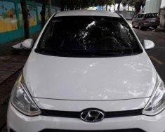 Cần bán xe Hyundai Grand i10 sản xuất 2016, màu trắng, xe nhập, giá tốt giá 315 triệu tại Tp.HCM