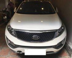 Bán xe Kia Sportage 2.0AT 2015, màu trắng, xe nhập xe gia đình giá 746 triệu tại Tp.HCM