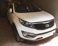 Bán Kia Sportage 2.0AT màu trắng, số tự động, nhập Hàn Quốc 2015, biển Sài Gòn, mẫu mới giá 746 triệu tại Tp.HCM