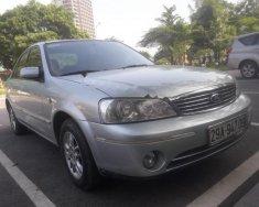 Cần bán gấp Ford Laser LXi 1.6 MT 2004, màu bạc như mới giá 186 triệu tại Vĩnh Phúc