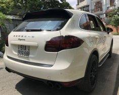 Bán ô tô Porsche Cayenne sản xuất năm 2011, màu trắng, nhập khẩu nguyên chiếc giá 1 tỷ 899 tr tại Tp.HCM