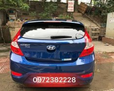 Cần bán gấp Hyundai Accent Blue 2016, màu xanh lam, nhập khẩu chính chủ giá Giá thỏa thuận tại Hà Nội