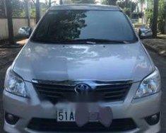 Cần bán xe Toyota Innova 2.0G năm sản xuất 2012, màu bạc chính chủ giá 463 triệu tại Tp.HCM