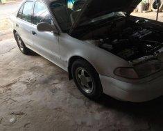 Cần bán lại xe Hyundai Sonata 1995, màu bạc giá 110 triệu tại Cần Thơ