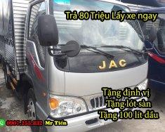 Xe tải 2 tấn 4, đời 2018 thùng 3.7 mét, bán trả góp trả 80 triệu lấy xe giá 290 triệu tại Bình Phước