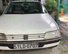 Cần bán lại xe Peugeot 405 đời 1994, màu trắng  giá 60 triệu tại Tp.HCM