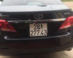 Bán Toyota Camry 2.0 E năm sản xuất 2009, màu đen, nhập khẩu chính chủ, 560tr giá 560 triệu tại Thái Nguyên