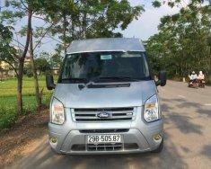 Bán Ford Transit Standard MID đời 2014, màu bạc chính chủ, 516 triệu giá 516 triệu tại Hà Nội