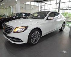Bán Mercedes S450 Luxury đời 2018, màu trắng, nhập khẩu giá 4 tỷ 759 tr tại Tp.HCM