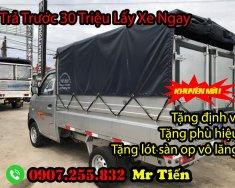 Xe tải Dongben 810kg thùng 2,5 mét trả 30 triệu lấy xe giá 140 triệu tại Bình Dương